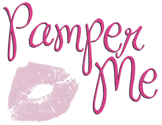 Pamper Me Party Logo