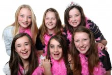 Children's Pamper Party Packages Leeds