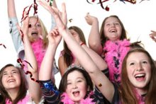 Childrens Teenage Girls Parties Leeds