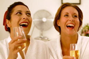 Adults Pampering Hen Parties Leeds